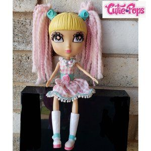 Cutie Pops Chiffon Cupcake Fashion Doll